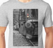 Old locomotive Unisex T-Shirt