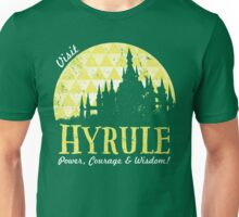 Visit Hyrule Unisex T-Shirt