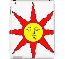 Praise the Sun!!! iPad Case/Skin