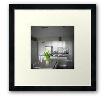 Greene Framed Print