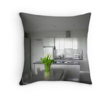 Greene Throw Pillow