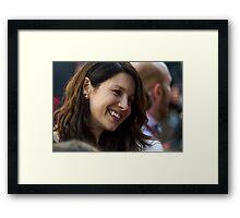 Cait Framed Print
