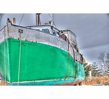 Emerald Star I Photographic Print