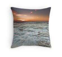 North Beach II Throw Pillow