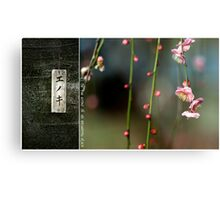 Tell me the story of an enchanted place Metal Print