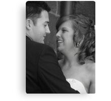 wedding Canvas Print
