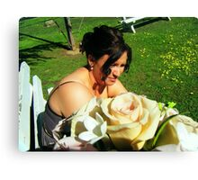 weddings photos Canvas Print
