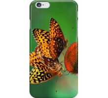 Butterfly Twins iPhone Case/Skin