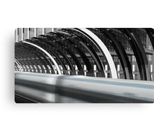 Utopia Station Canvas Print