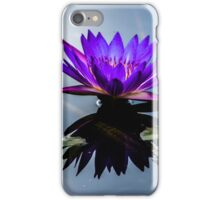 Purple Lilly   iPhone Case/Skin