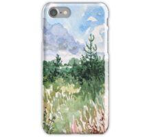 Fabric of the Coast 02 iPhone Case/Skin