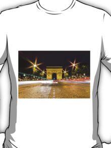 Arc De Triomphe 10 T-Shirt