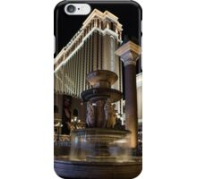 A Night at the Venetian Las Vegas iPhone Case/Skin