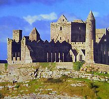 """Rock of Cashel featured in """"Castle Magic"""" by ©The Creative  Minds"""