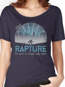 Visit Rapture Women's Relaxed Fit T-Shirt