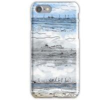 Fabric of the Coast 08 iPhone Case/Skin