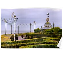 A Grey Day at Broadstairs Poster