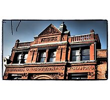 Cotton Exchange Photographic Print