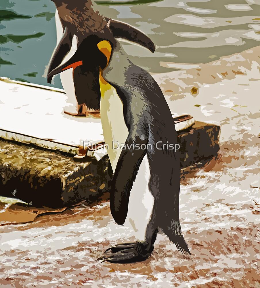 Mr. Penguin by Ryan Davison Crisp