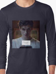 Isaac Lahey - Motel California Long Sleeve T-Shirt