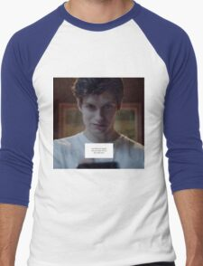 Isaac Lahey - Motel California Men's Baseball ¾ T-Shirt
