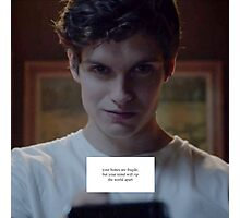 Isaac Lahey - Motel California Photographic Print