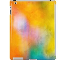 Color Abstract Painting iPad Case/Skin