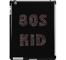 80s Kid iPad Case/Skin