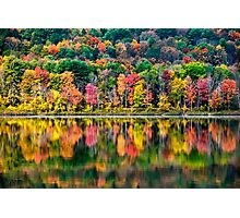 Colorful Fall Landscape Photographic Print