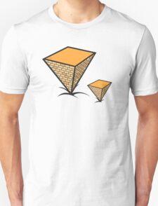 upside down pyramids! T-Shirt