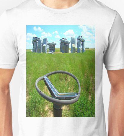 Car Henge - MaraMora Unisex T-Shirt
