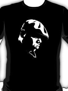 Eazy E Black And White Stencil T-Shirt