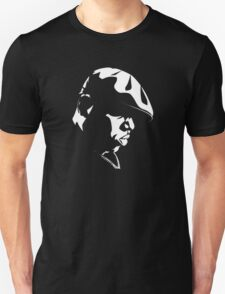 Eazy E Black And White Stencil Unisex T-Shirt