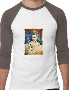 Bubblebath Men's Baseball ¾ T-Shirt