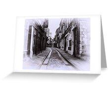 Shambles  - York Greeting Card