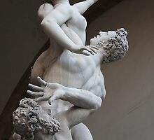 Sabine Women by dave2k11