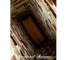 The Claustrophobic Photographic Print
