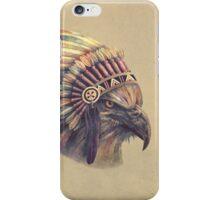 Eagle Chief  iPhone Case/Skin