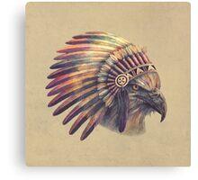 Eagle Chief  Canvas Print