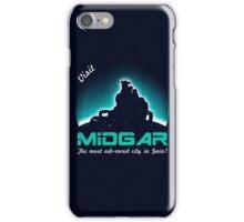 Visit Midgar iPhone Case/Skin