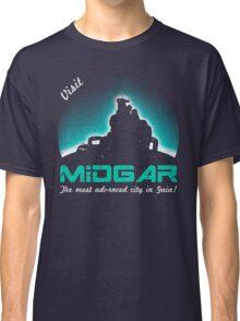Visit Midgar Classic T-Shirt