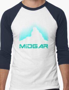 Visit Midgar Men's Baseball ¾ T-Shirt