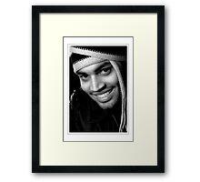 Sahil -I Framed Print