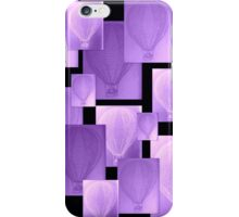Mauve balloons iPhone Case/Skin