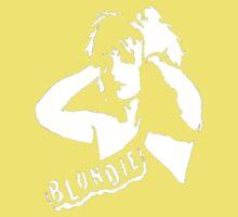 stencil Blondie Baby Tee