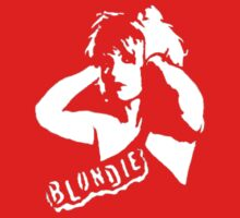 stencil Blondie Kids Tee