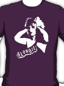 stencil Blondie T-Shirt