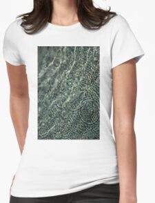 Sunshine and Ripples Womens Fitted T-Shirt