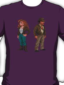 Indiana Jones - pixel art T-Shirt
