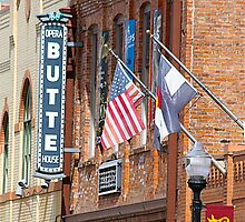Butte Opera House, Cripple Creek, Colorado by Catherine Sherman